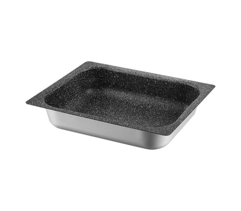 XXLselect Aluminium Bakplaat | Teflon Anti Aanbaklaag | 1/2 GN 325x265mm | 3 Hoogtes Beschikbaar