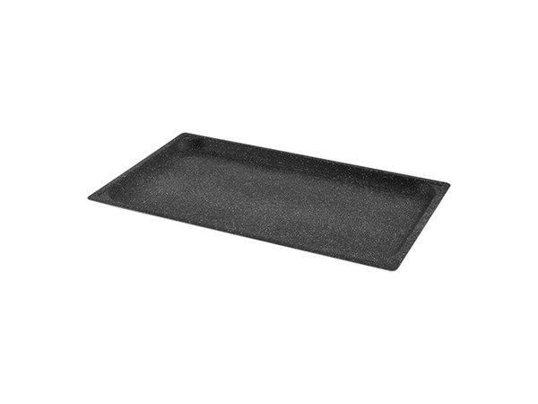 XXLselect Aluminium Bakplaat | Teflon Anti Aanbaklaag | 1/1 GN 530x325mm | 3 Hoogtes Beschikbaar