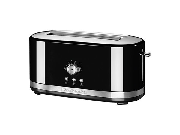 Kitchenaid Broodrooster 2 Extra Lange Sleuven | Bruiningsregelaar | 1800W | 170x420x(H)200mm