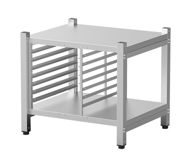 Unox Stainless Steel Frame for the Bakertop Mindmaps Ovens | 840x720x (H) 460 mm