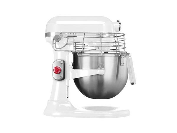 Kitchenaid Kitchenaid Keukenmachine K7 Pro Wit | 6,9 Liter | 10 Snelheden | 325 Watt