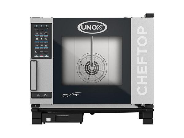 Unox ChefTop MindMaps PLUS   XEVC-0511-EPL   Handgreep Links   5x GN 1/1