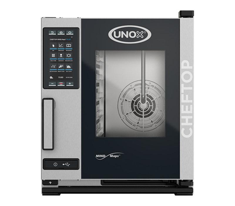 Unox ChefTop MindMaps PLUS Compact   XECC-0513-EPL   Handgreep Links   5x GN 1/1