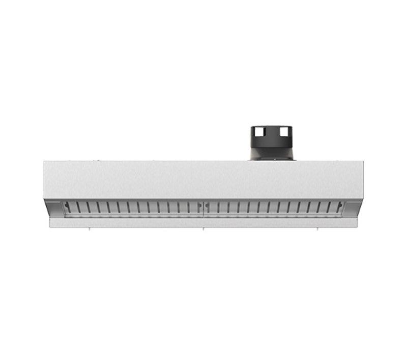 Unox Afzuigkap met Stoomcondensor | Voor de BakerLux Shop.Pro Led/Master 600x400 Ovens