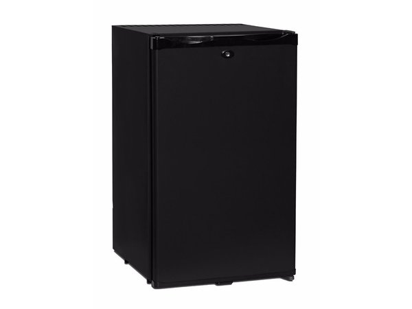 Esta Black Minibar CTM52 | Close Door 402x450x (H) 670mm