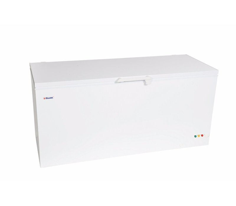 Elcold Freezer with floating lid | ELB 71 | 1800x730x (H) 865mm