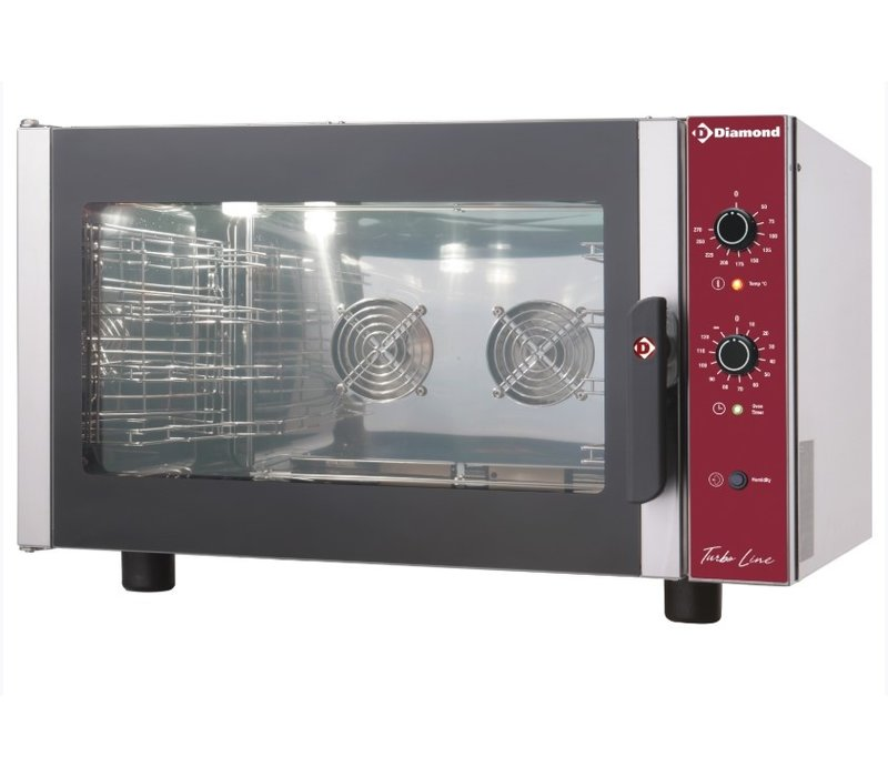 Diamond OUTLET Convection oven with Steam function - 865x685x (H) 565mm