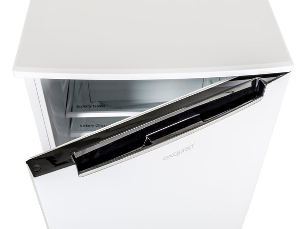 Exquisit Tafelmodel Koelkast | KS15-4RVA++ | 124 Liter | 550x580x(H)850mm