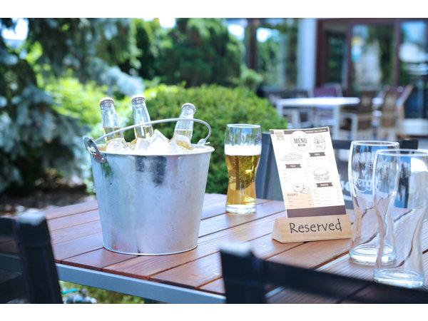 Hendi Bier Emmer | Met Flesopener In De Handgreep | Ø230x(H)180mm
