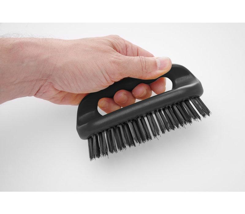 Hendi Block steel brush Comfortable Handle   150x55mm