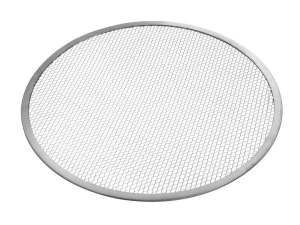 Hendi Pizza Plate With Mesh Bottom | Aluminum Ø430mm