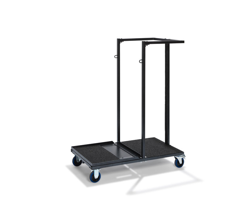 Veba Uni Stack trolley | Suitable for All Stacking chairs 1150x600x (H) 1500mm