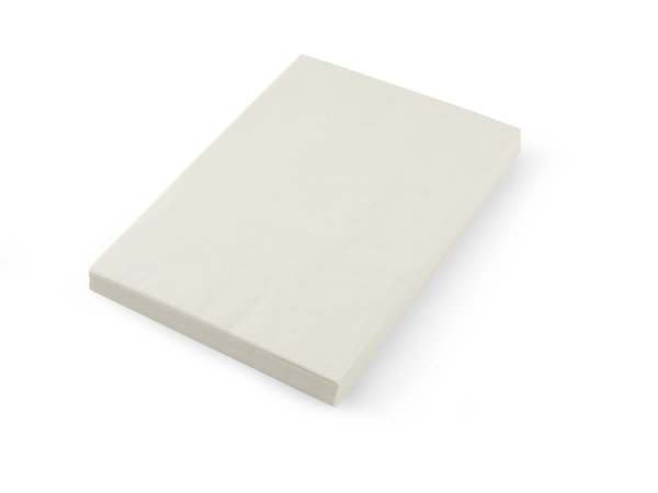 Hendi Vetbestendig Papier | Neutraal | Per 500 Vellen | 263x380mm