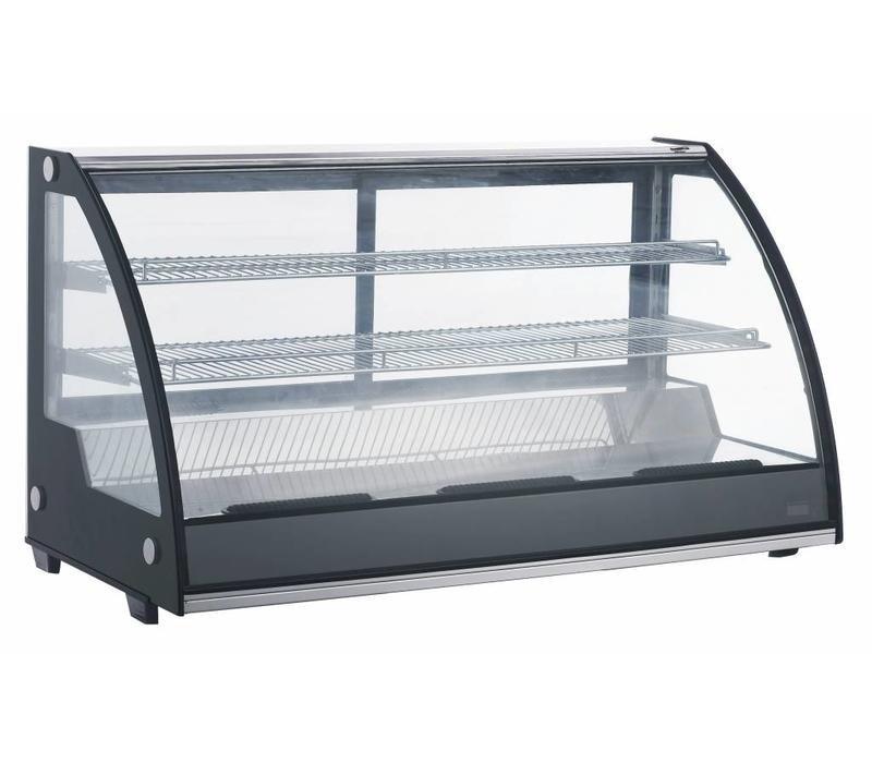 Combisteel Showmodel - Koelvitrine 201 Liter | Geforceerd, Koelmiddel R134A | 1217x590x685(h)mm