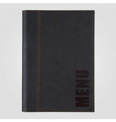 XXLselect Menu Trendline Black A4