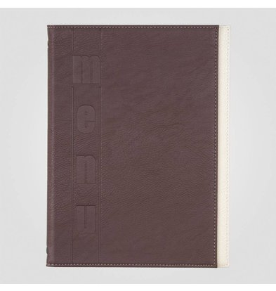 XXLselect Menu Trendline Classic - Brown A5