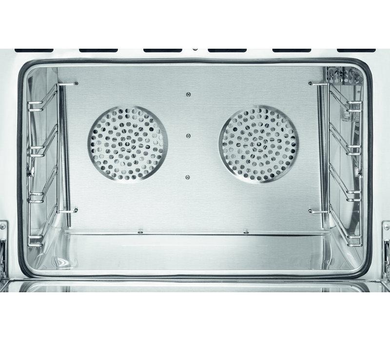 Bartscher Heteluchtoven AT211-MDI | 4 x 1/1 GN | 3 kW | 700x625x(H)540mm