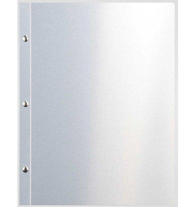 XXLselect Menukaart Metal Light - Aluminium - Vierkant model