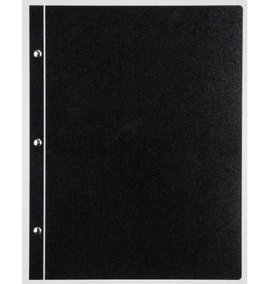 XXLselect Metal Menu Light - Black Metallic A4