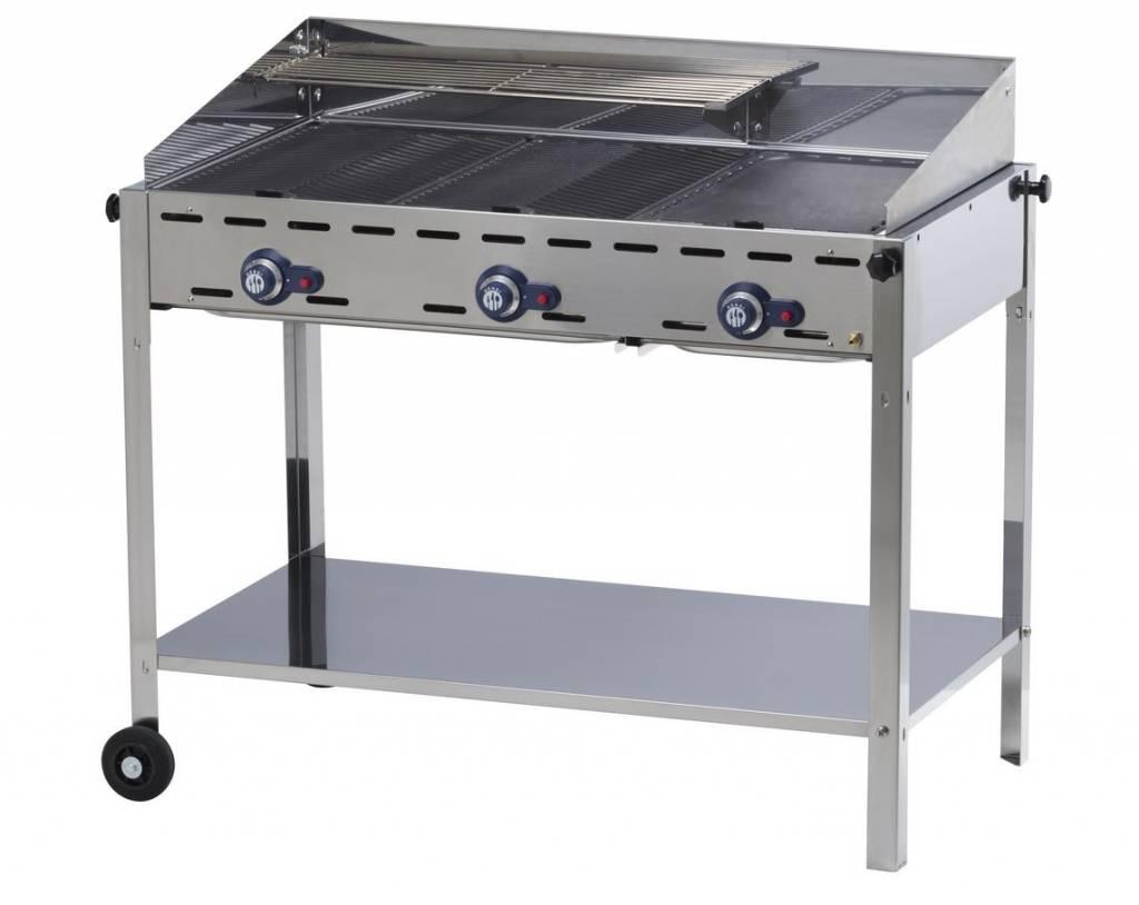 Hendi Hendi Green Fire Barbecue Burners 3 Xl Wheels