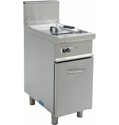 Saro Fryer Casta | gas | 13 Liter | 11,2kW | With Mount | 40x70x (h) 85cm