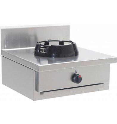 Saro Wok burner gas stove 1 Casta Tabletop - 14KW