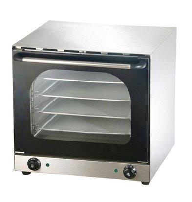 Saro Fan oven - 4 x 435x315mm - 60x60x58cm