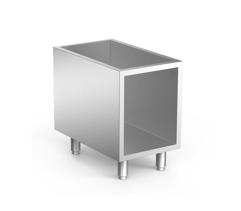 XXLselect 700 HP Open Onderkast Voor Inductie Apparatuur | 400x665x(H)620mm