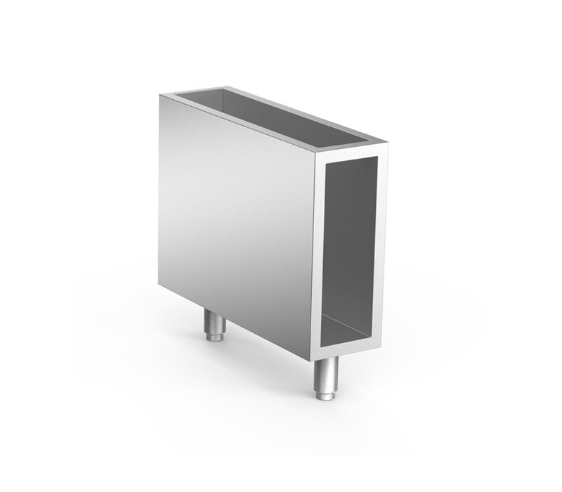 XXLselect 700 HP Open Onderkast | 200x665x(H)620mm