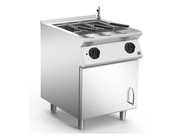 XXLselect 700 HP Elektrische Pastakoker GN2/3 | 11,2 kW | 800x730x(H)870mm