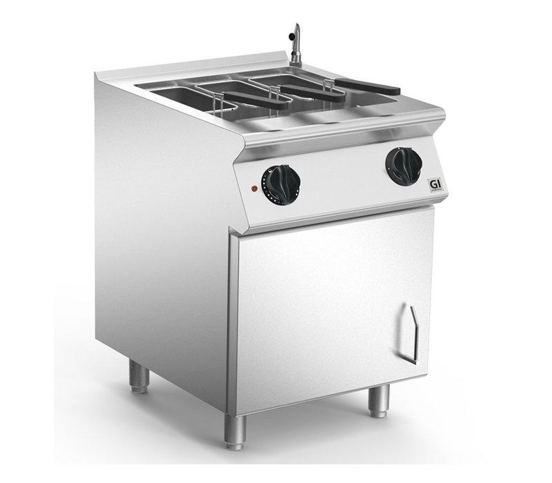XXLselect 700 HP Elektrische Pastakoker GN2/3 | 9 kW | 600x730x(H)870mm
