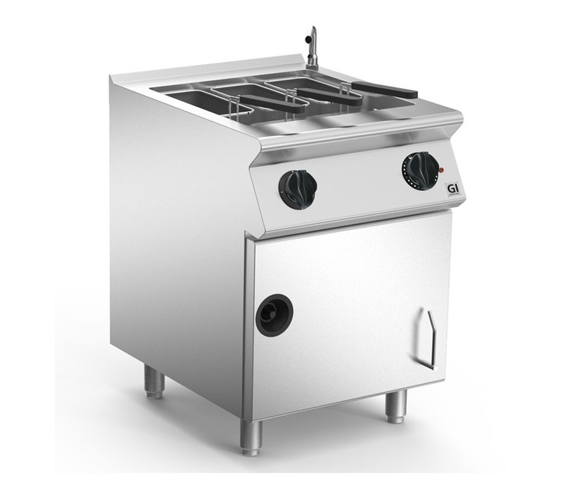 XXLselect 700 HP Gas Pastakoker GN1/1 | 14 kW | 600x730x(H)870mm