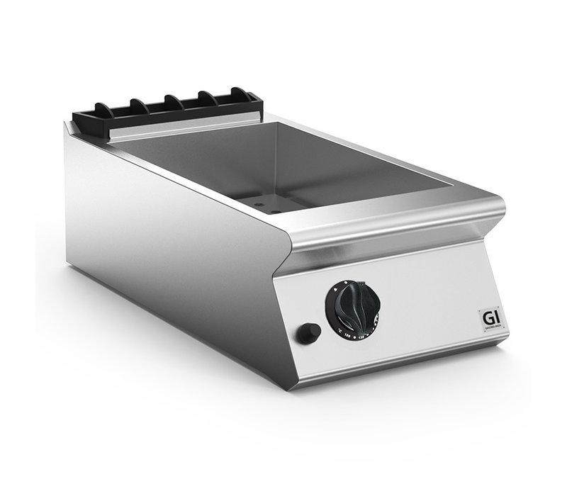 XXLselect 700 HP Gas Bain-Marie + Tapkraan | GN1/1 150mm Diep | 3 kW | 400x730x(H)250mm
