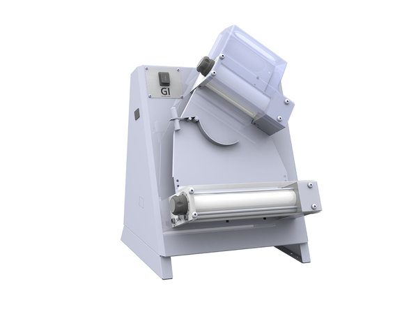 XXLselect Automatische Deegroller | 260-400mm | 0,25 kW | 545x600x(H)820mm