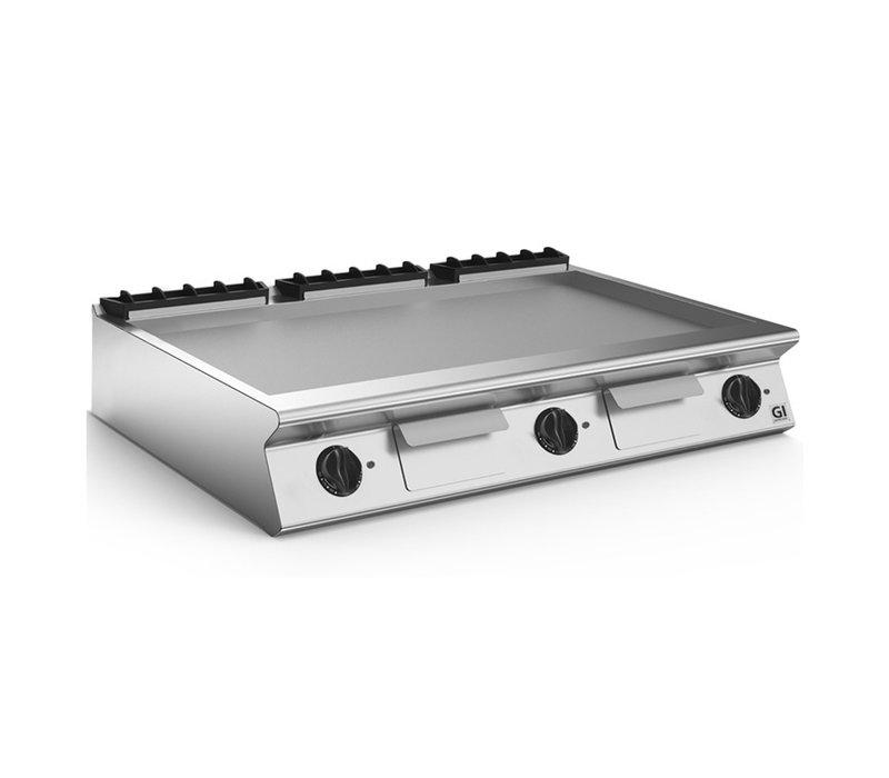 XXLselect 700 HP Elektrische Bakplaat Gladde RVS Plaat | 16,2 kW | 1200x730x(H)250mm