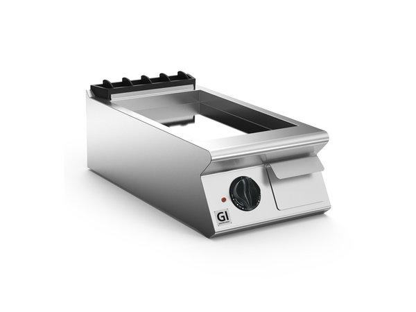 XXLselect 700 HP Elektrische Bakplaat Verchroomde Plaat | 5,4 kW / 230v-3N | 400x730x(H)250mm