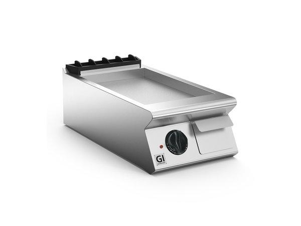 XXLselect 700 HP Elektrische Bakplaat RVS Plaat | 5,4 kW / 230v-3N | 400x730x(H)250mm