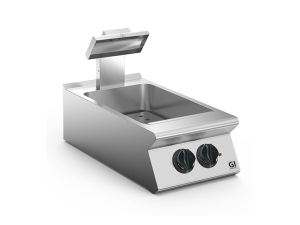 XXLselect 700 HP Frites Warmhoud Apparaat | 2 kW | 400x730x(H)250mm