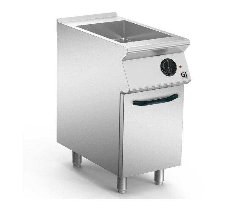 XXLselect 700 HP Braad/Kookapparaat 10 Liter | 4 kW 230V-3N | 400x730x(H)870mm