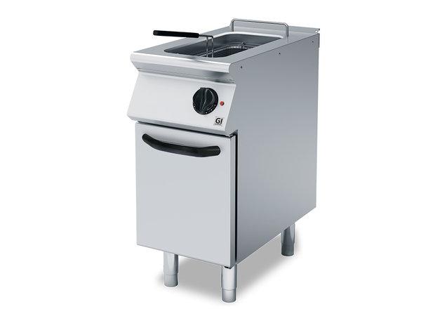 XXLselect 700 HP Elektrische Friteuse 15 Liter | Wegklapbaar Element | 12 kW | 400x730x(H)870mm