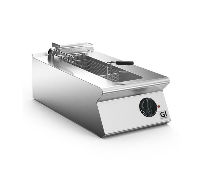 XXLselect 700 HP Elektrische Friteuse 10 Liter | Wegklapbaar Element | 9 kW | 400x730x(H)250mm