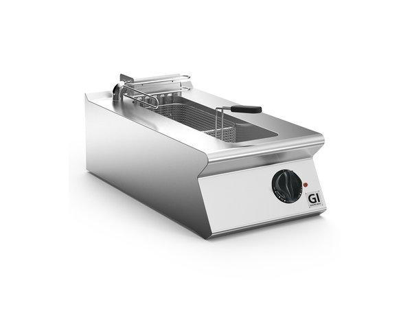 XXLselect 700 HP Elektrische Friteuse 10 Liter | Opklapbaar Element | 9 kW | 400x730x(H)250mm