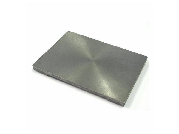 XXLselect 700 HP Gladde Bakplaat Voor 1 Brander | Gietijzer | 350x350x(H)16mm