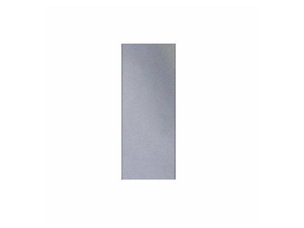 XXLselect 650 HP Achterpaneel Roestvrijstaal | 400x1000mm