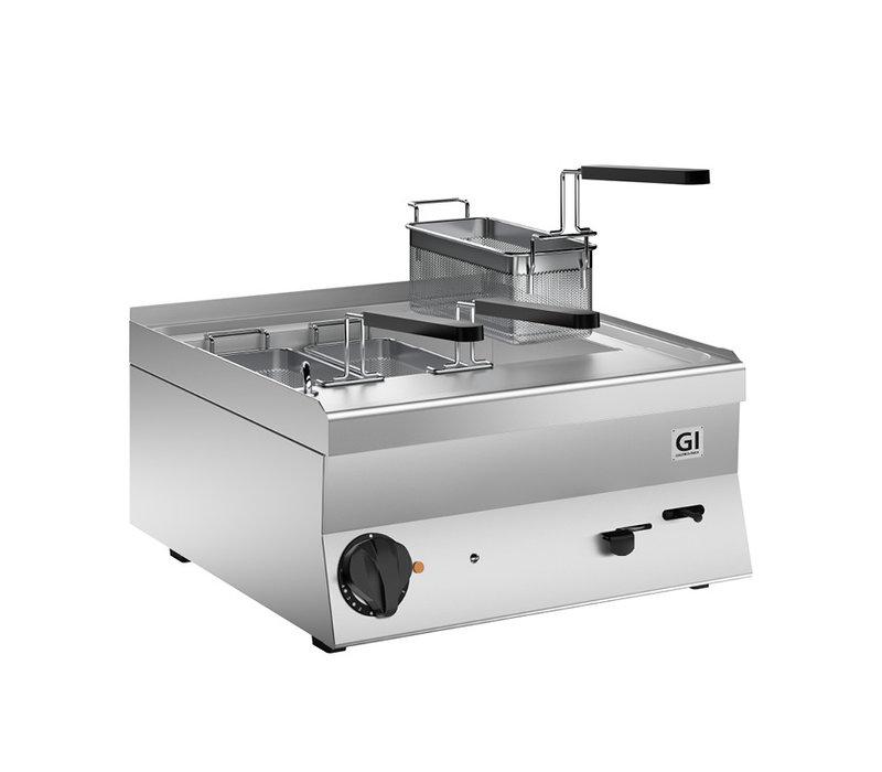 XXLselect 650 HP Elektrische Pastakoker 28 Liter   400V 9 kW   400x600x(H)295mm