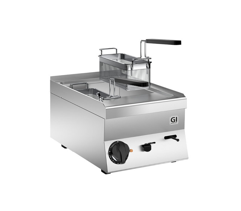 XXLselect 650 HP Elektrische Pastakoker 20 Liter | 400V 5,7 kW | 400x600x(H)295mm