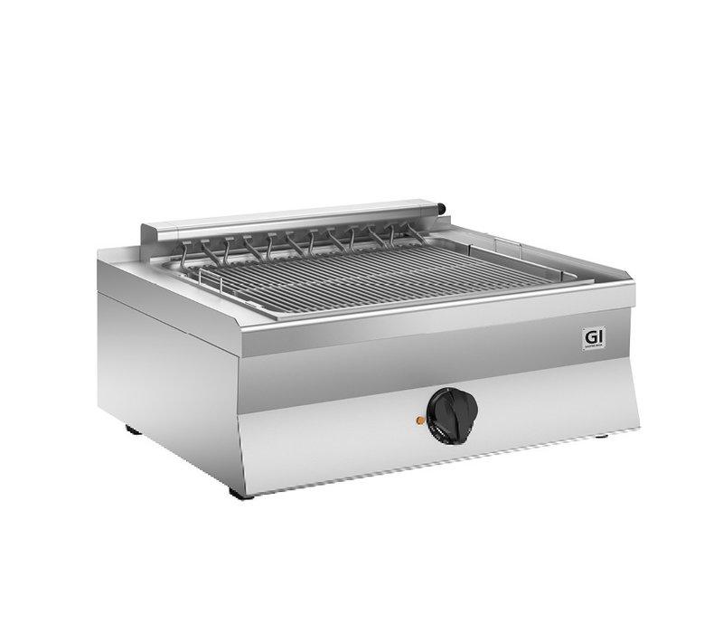 XXLselect 650 HP Elektrische Vaporgrill | 400V 8,16 kW | 800x650x(H)295mm