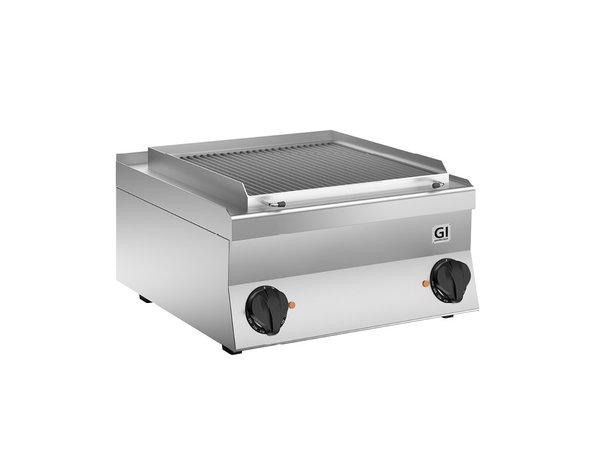 XXLselect 650 HP Elektrische Vaporgrill | 400V 5,44 kW | 600x650x(H)295mm