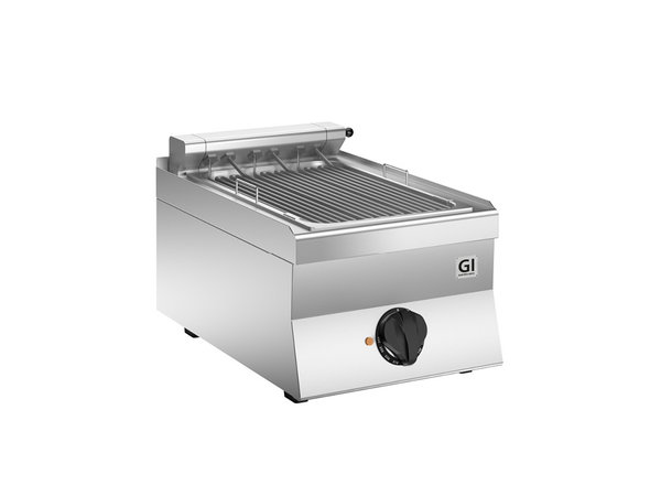 XXLselect 650 HP Elektrische Vaporgrill | 400V 4,08 kW | 400x650x(H)295mm
