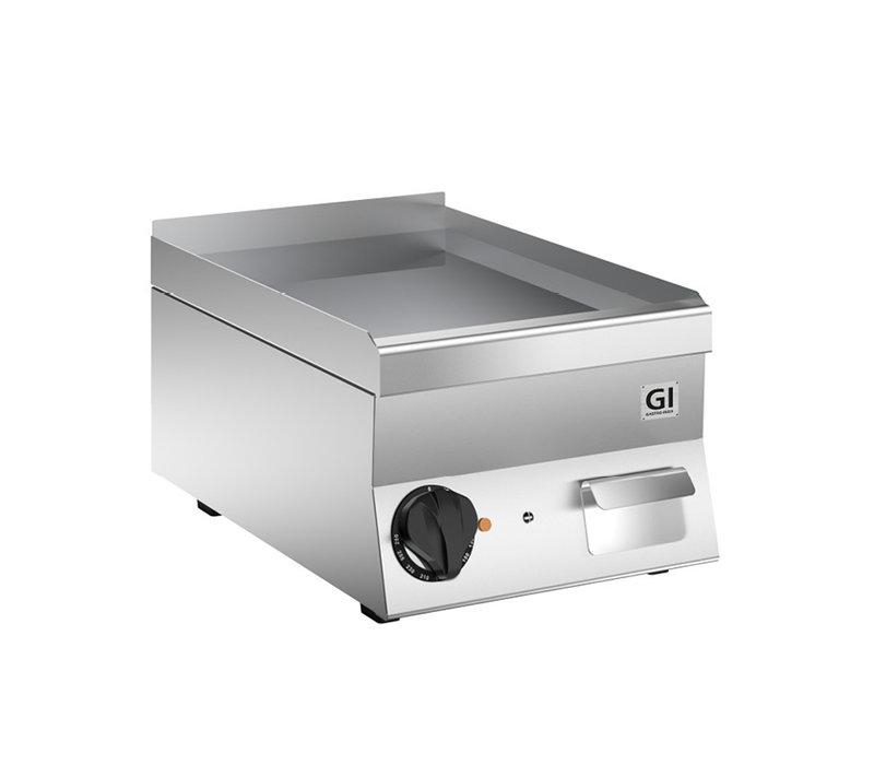 XXLselect 650 HP Elektrische Bakplaat | Gladde RVS Plaat |400V 3,6 kW | 400x600x(H)295mm